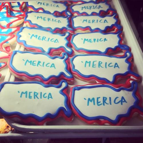 'Merica cookies