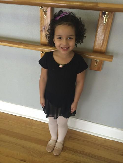 Carolina, dancer