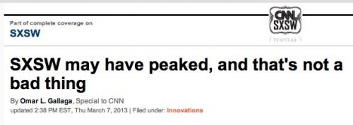 CNN-SXSW 2013