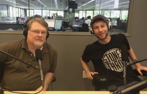 "Dale Roe and Cody Hustak on ""Statesman Shots"""