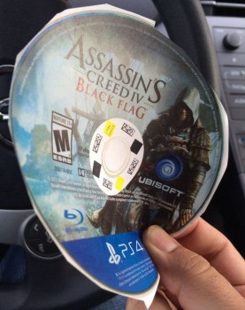 My disc-less disc adventure with Redbox