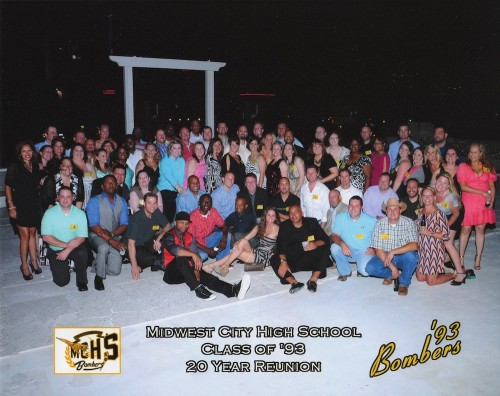 Official 20-Year Reunion Photo