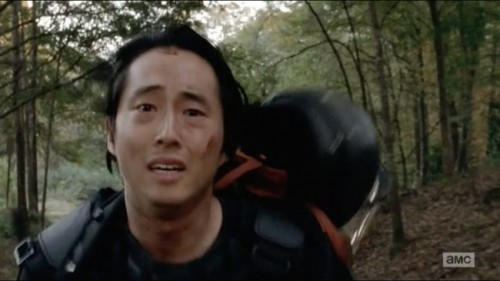 Walking Dead S4E15: Shut up, Glenn