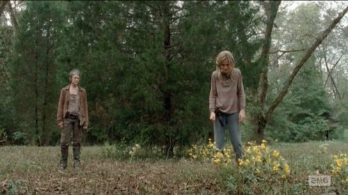 Walking Dead S4E14: Lizzie's folly